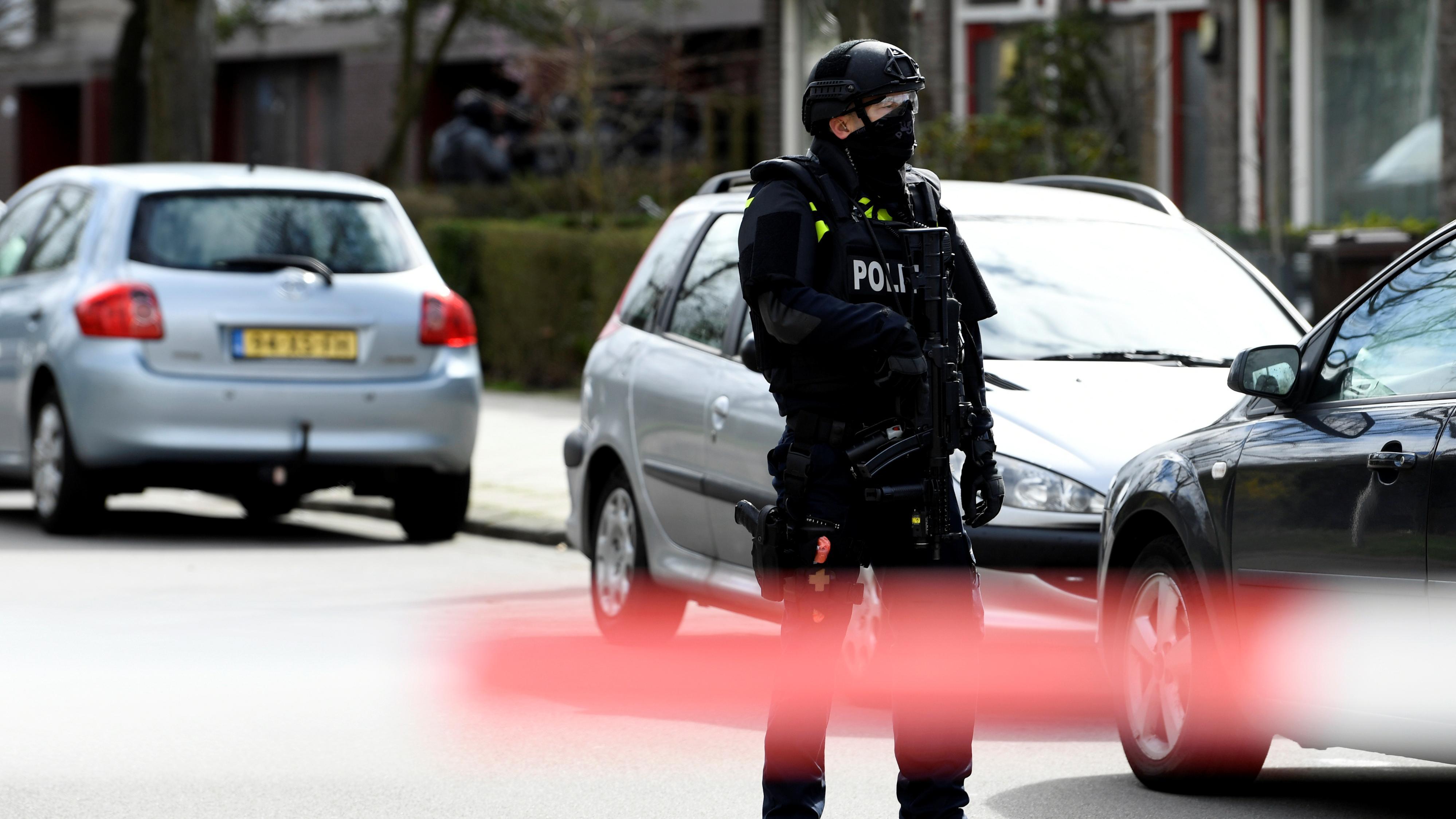 Verdächtiger wegen Mordverdachts in terroristischer Absicht angeklagt