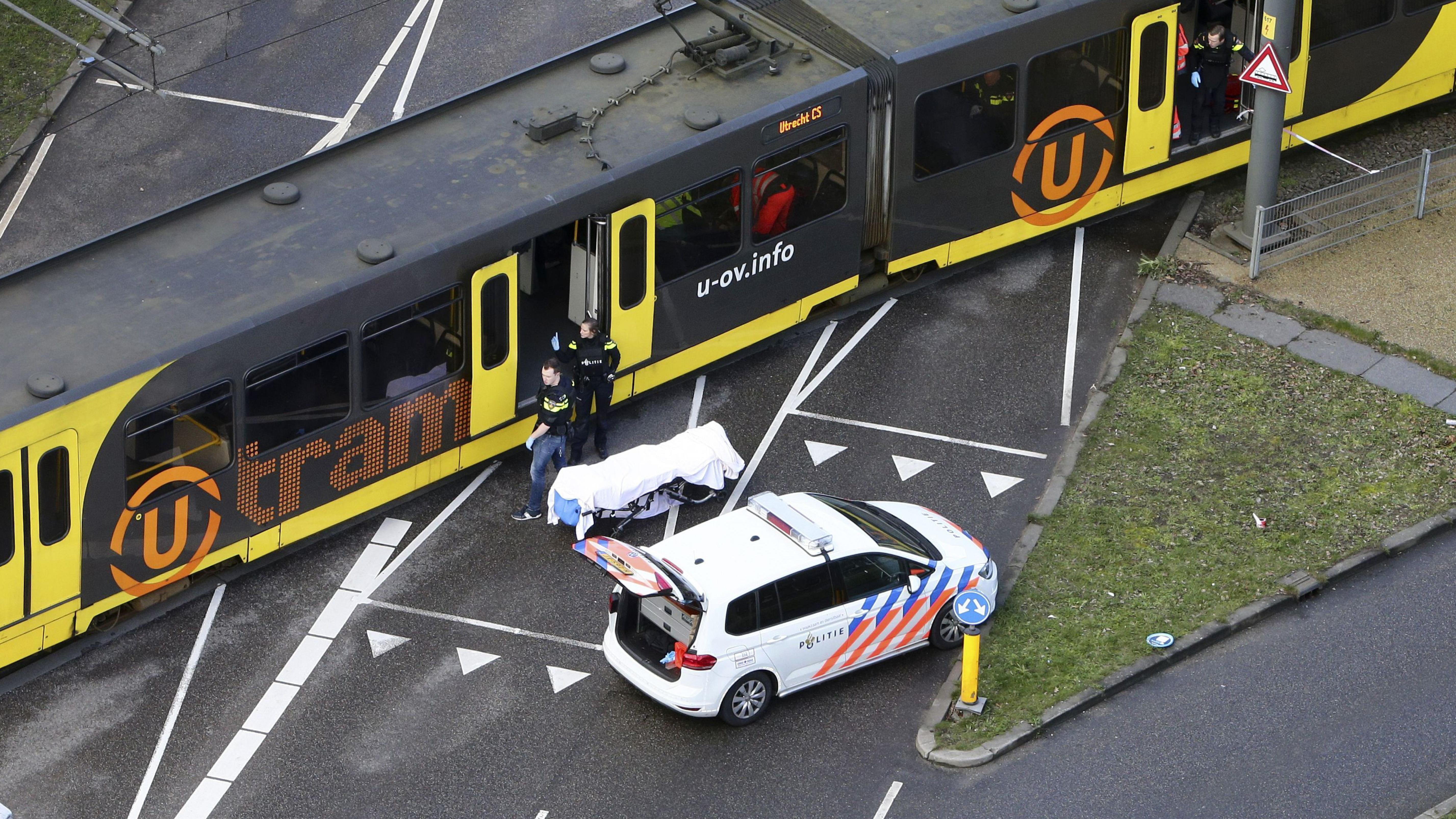 Täter von Utrecht gesteht Anschlag