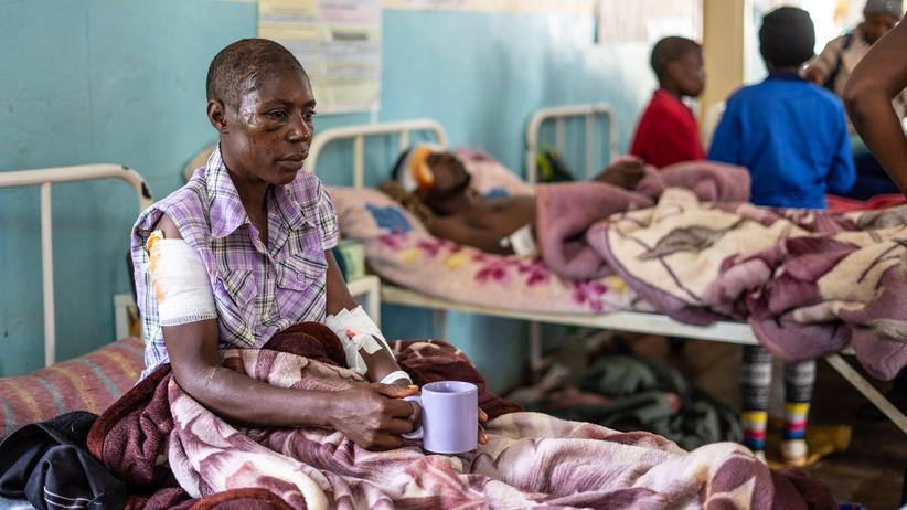 Zyklon Idai: Hunderte Tote in Mosambik und Simbabwe