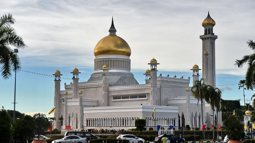 Brunei: Todesstrafe für Homosexuelle tritt in Kraft