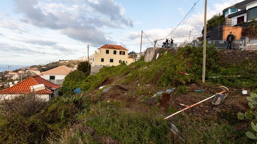 Portugal: Außenminister Maas besucht Unglücksstelle auf Madeira