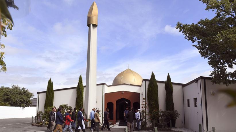 Christchurch: Die von dem Anschlag betroffene Al Noor-Moschee in Christchurch.