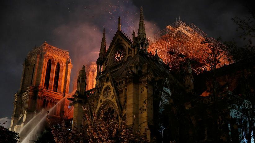 Kathedrale: Notre-Dame in Zahlen und Fakten