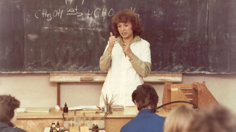 """Lehrerin in der DDR : """"Klar, ich war Repräsentantin des Systems"""""""