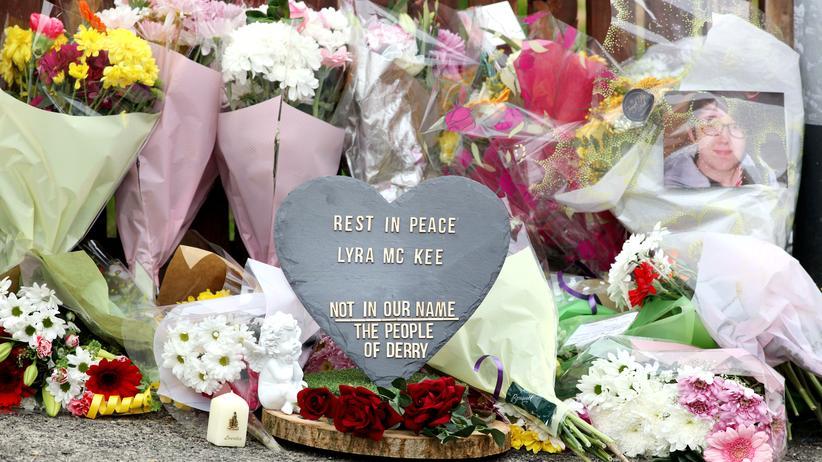 Londonderry: Festnahmen nach Tötung von Journalistin