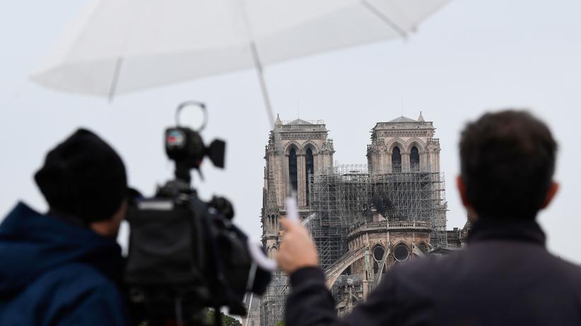 Notre-Dame: Sie war immer da