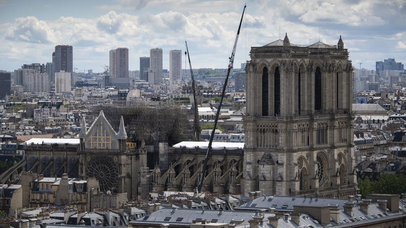 Notre-Dame: Mehr als 1.000 Experten fordern mehr Zeit für die Restaurierung