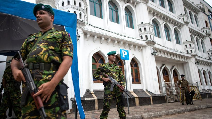Sri Lanka: Explosionen und Schüsse nach Razzia bei Extremisten