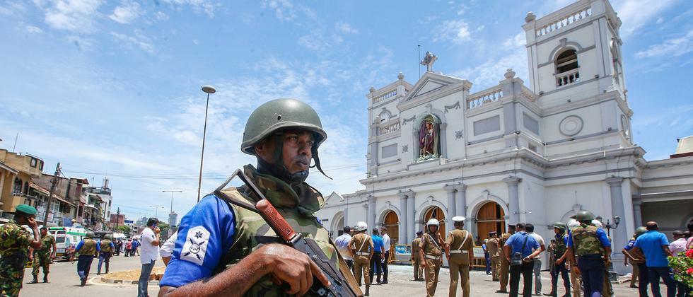 Sri Lanka Anschläge Thema