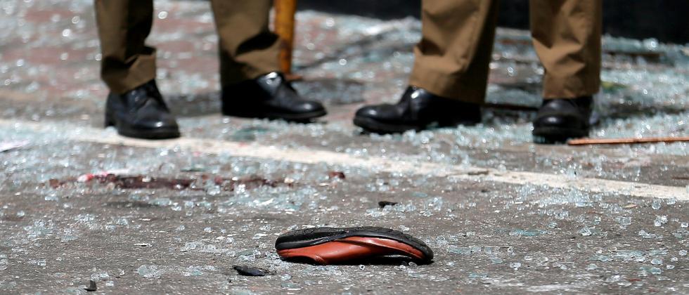 """Sri Lanka: """"Fassungslos und voller Entsetzen"""""""