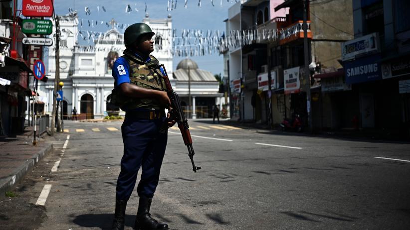Sri Lanka: Polizei nimmt weitere Verdächtige fest