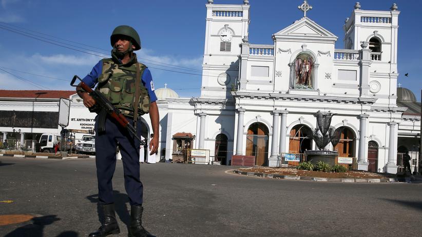 Colombo: Sri-lankische Polizei findet Sprengsatz und Dutzende Bombenzünder