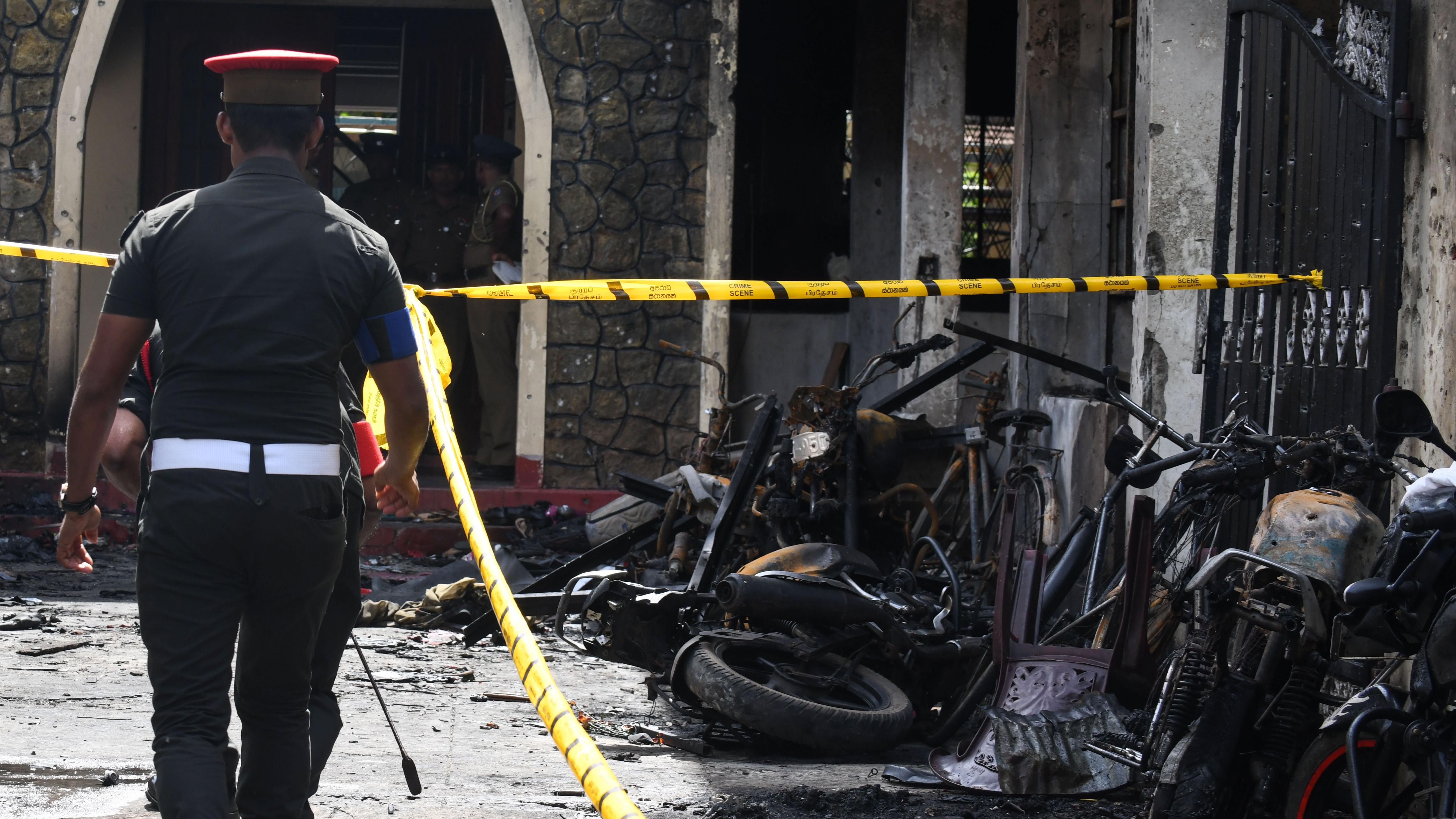 Zahl der Toten nach Anschlägen steigt auf 207