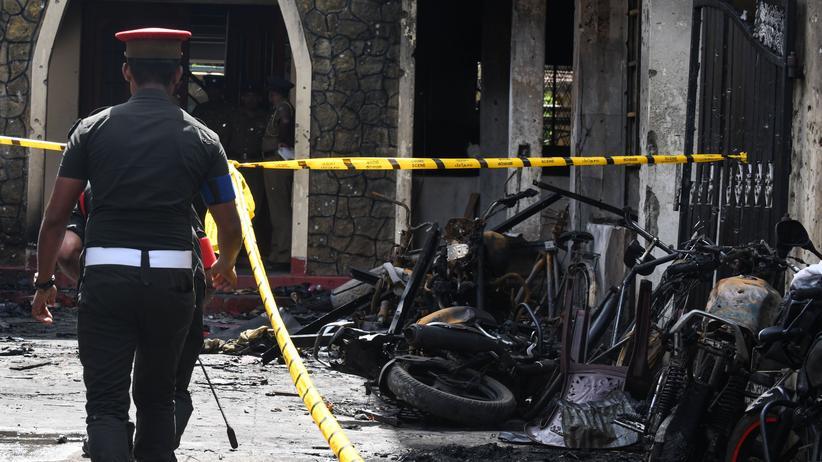 Sri Lanka: Zahl der Toten nach Anschlägen steigt auf 207