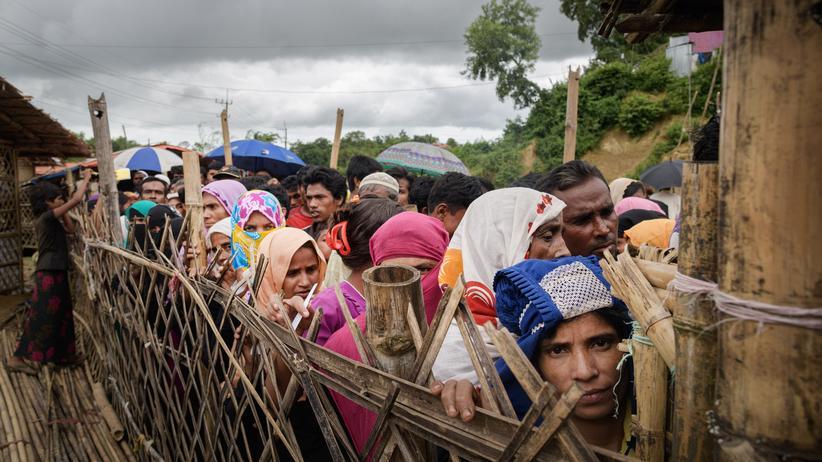 Vereinte Nationen : Rohingya können laut UN nicht nach Myanmar zurückkehren