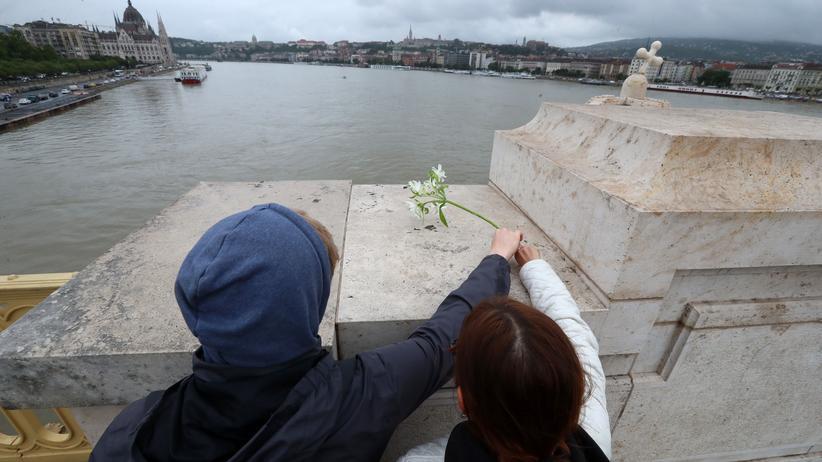 Budapest: Kapitän nach Schiffsunglück auf der Donau verhaftet