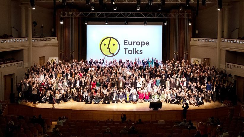 Europäische Streitgespräche: Europa spricht im Video
