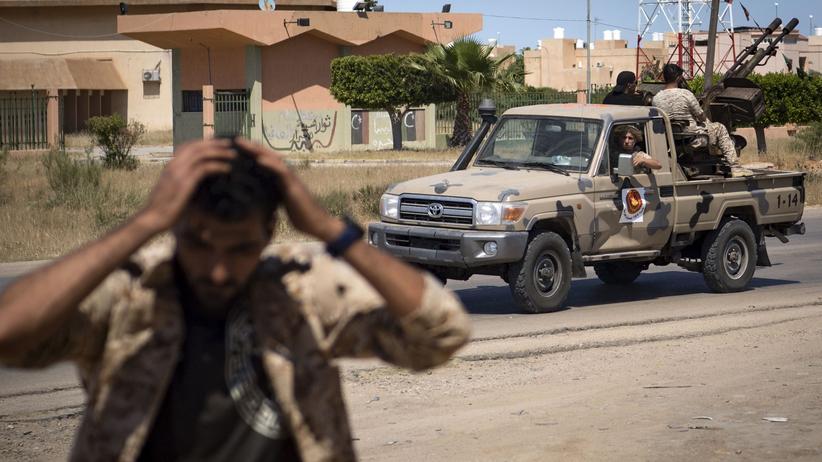 Libyen: Hunderte Menschen sterben bei jüngsten Gefechten