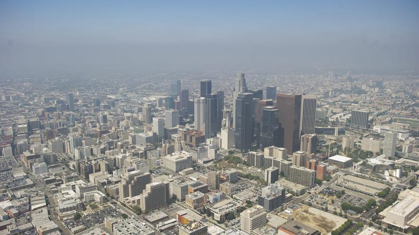 USA: Das Zentrum von Los Angeles