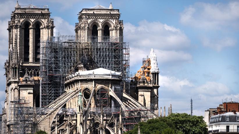 850 Millionen Euro Spendenzusagen für Notre-Dame