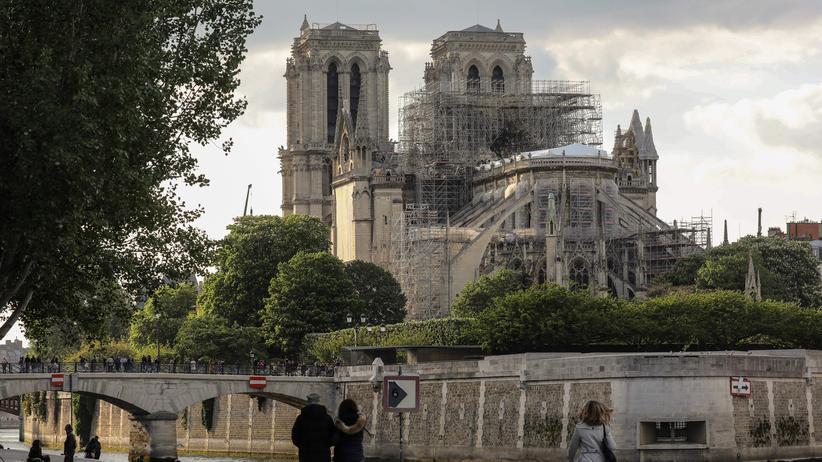 Notre-Dame: Franzosen sollen über Wiederaufbau mitbestimmen dürfen