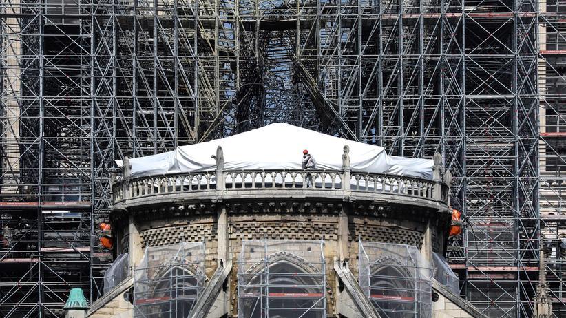Notre-Dame: Französische Nationalversammlung beschließt Pläne zum Wiederaufbau