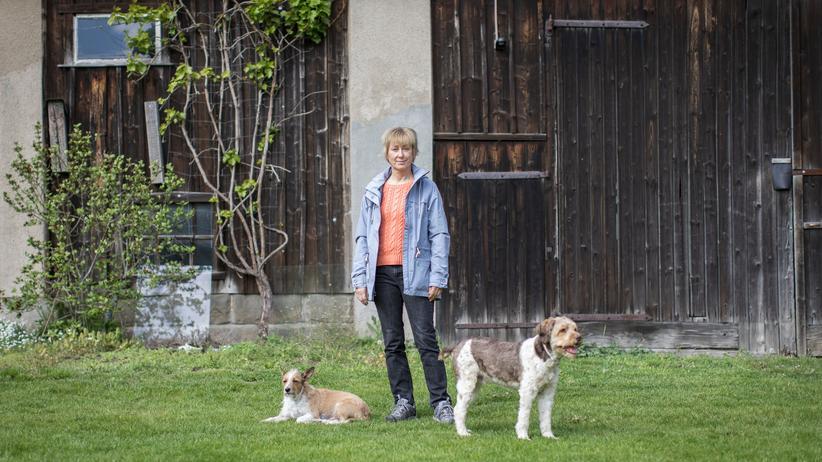 Tschechien: Immer wieder fährt Iris Gutmann zu Pulse-of-Europe-Veranstaltungen.