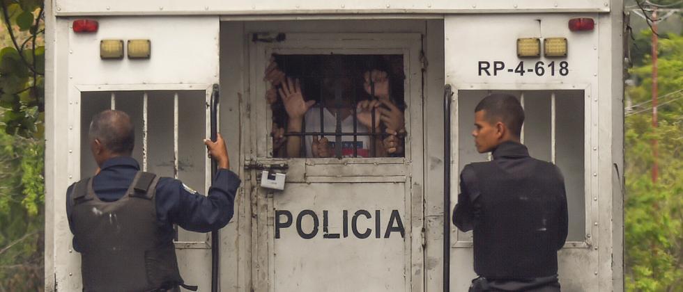 Venezuela: Viele Tote bei Gefangenenaufstand in Arrestzelle