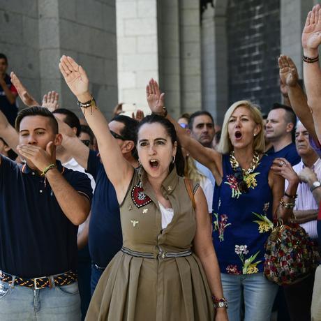 Francisco Franco: Wie begräbt man am besten einen Diktator?