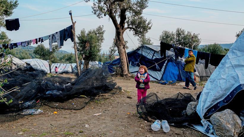 Griechenland: Zwei Kinder und fünf Erwachsene sterben vor Lesbos