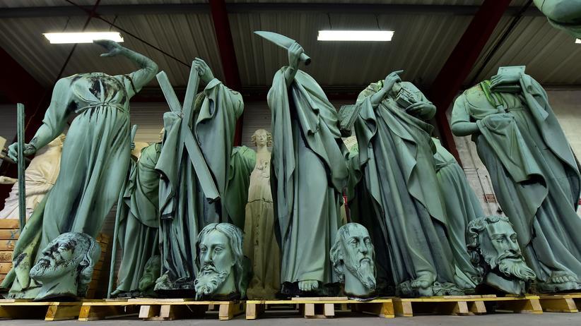 Notre-Dame: Ich oder das Chaos
