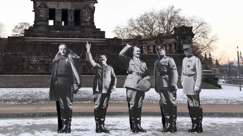 Nationalisten, die ins Ausland gehen