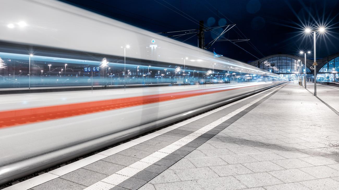 Frankfurter Bahnhof Vollkommen Sicher Ist Gar Nichts Zeit Online