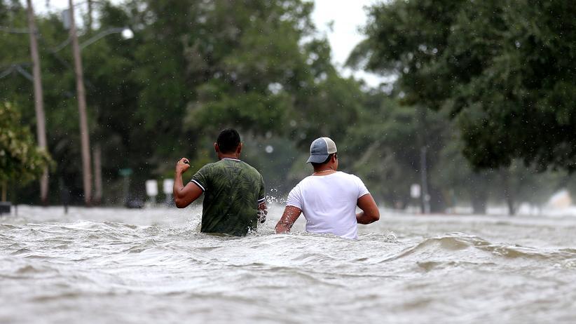 Louisiana: Tropensturm Barry trifft auf die Südküste der USA