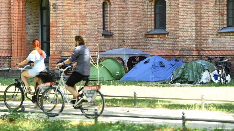 Wohnungsnot: Miete zu hoch, dann obdachlos