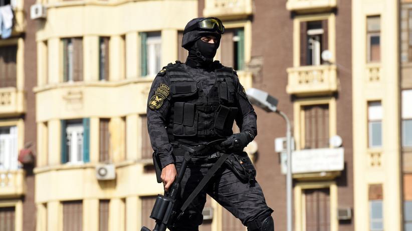 Ägypten: Sicherheitskräfte töten mutmaßliche Extremisten nach Anschlag in Kairo
