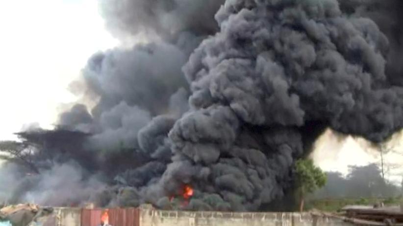 Ostafrika: Mindestens 60 Tote bei Tankerexplosion in Tansania