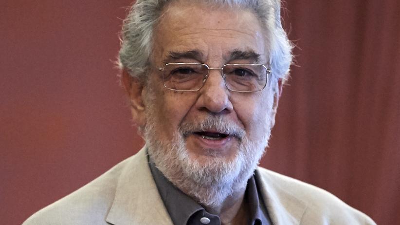 Opernsänger: Der Opernsänger und Dirigent Plácido Domingo