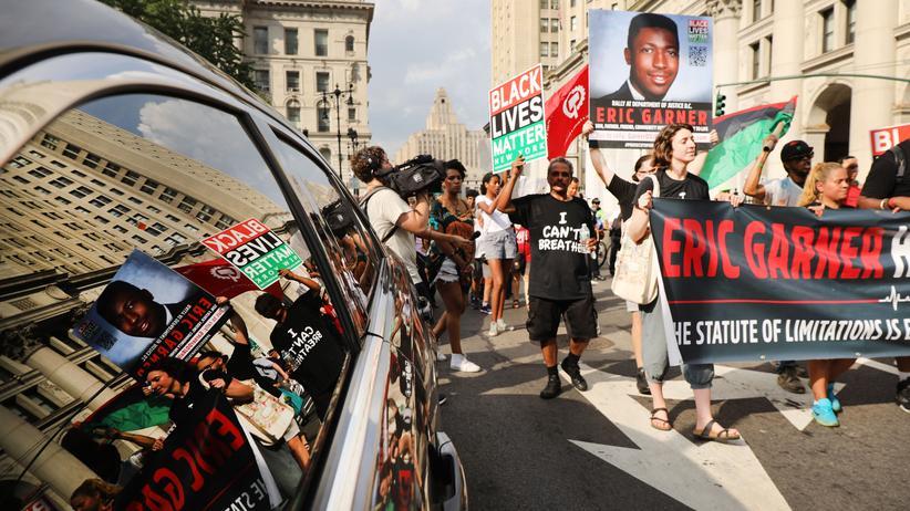USA: Für den Tod von Eric Garner mitverantwortlicher Polizist entlassen