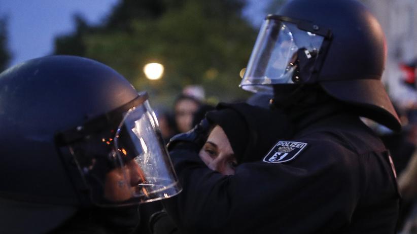 Polizeigewalt: Die falsche Staatsgewalt