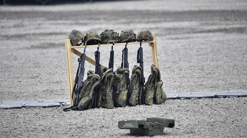 Waffengesetz: Aus Beständen der Bundeswehr soll Franco A. sich Munition beschafft haben. Ein Helfer wurde nun verurteilt.
