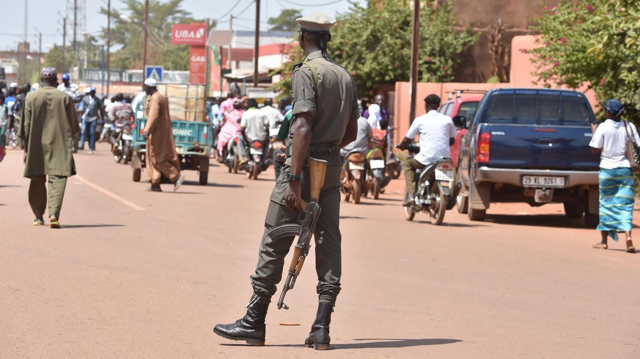 Westafrika: Tote und Verletzte bei Angriff auf Moschee in Burkina Faso