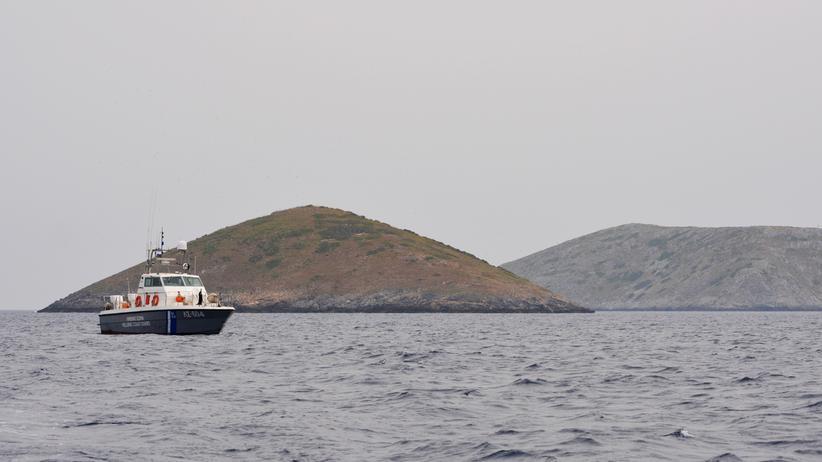 Griechenland: Zwei Tote nach Zusammenstoß zwischen Flüchtlingsboot und Küstenwache