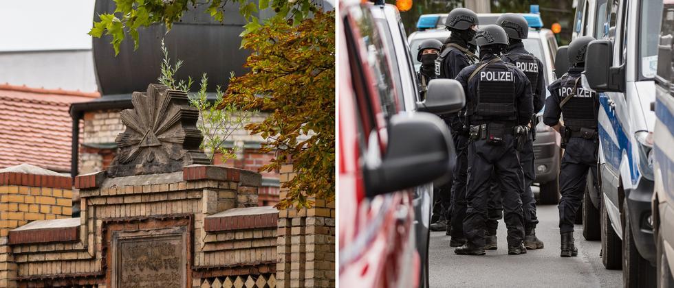 Terroranschlag: Erschüttert ist nicht nur Halle