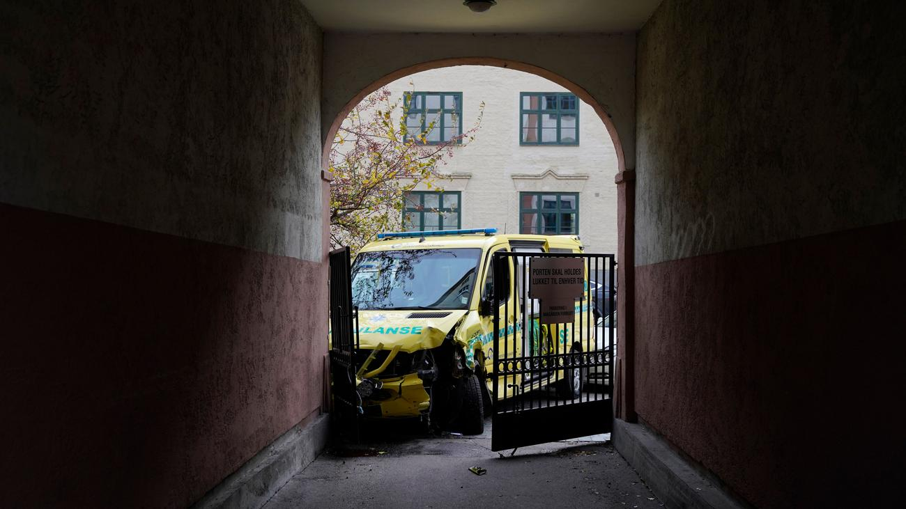 Oslo: Norweger verletzt Passanten mit gestohlenem Rettungswagen