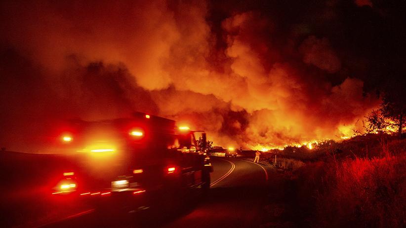 Waldbrände: Mit Feuer gegen Feuer kämpfen