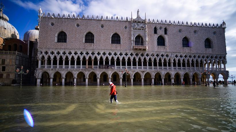 Italien: Regierung ruft Notstand für Venedig aus