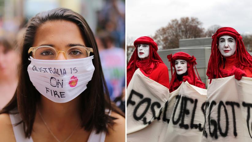 Klimastreik: #BlockFriday