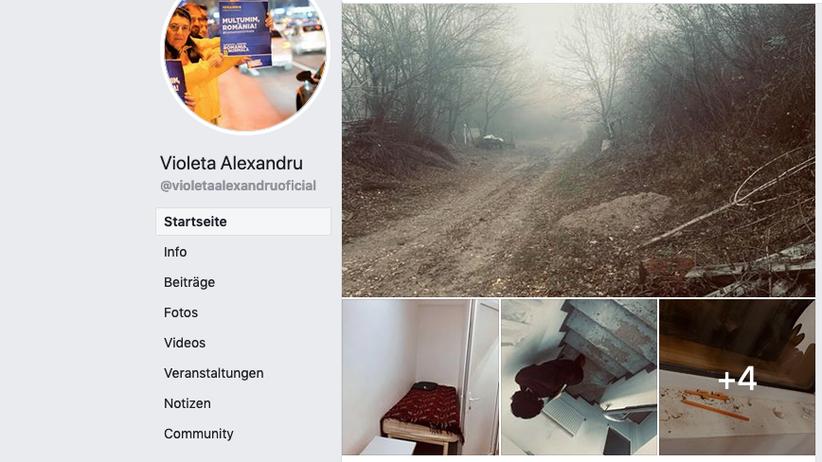 Violeta Alexandru: Behinderte Menschen werden in rumänischen Einrichtungen isoliert