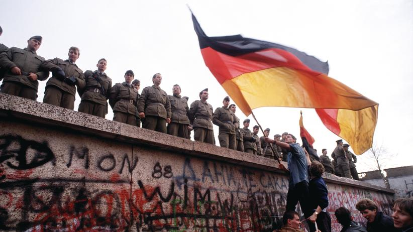 Fall der Berliner Mauer: Unser kollektives, visuelles Gedächtnis vom Fall der Mauer
